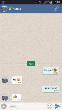 SimpleChat for Facebook (ads) apk screenshot