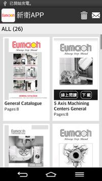 EUMACH CO., LTD. poster