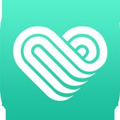 MINGL - Flirt Chat, new people icon