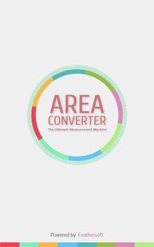 Area Converter App poster