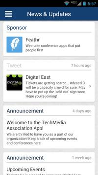 TechMedia poster
