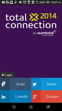 TotalConnection 2014, SumTotal poster