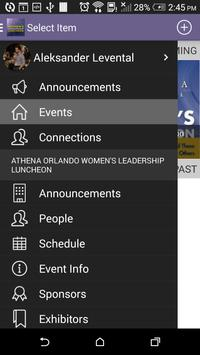 ATHENA Leadership Orlando apk screenshot