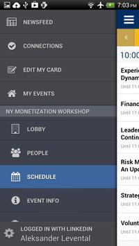 CPAmerica International Events apk screenshot