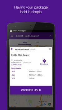 FedEx apk screenshot