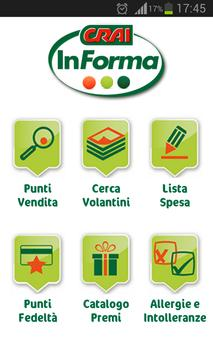 Crai InForma poster