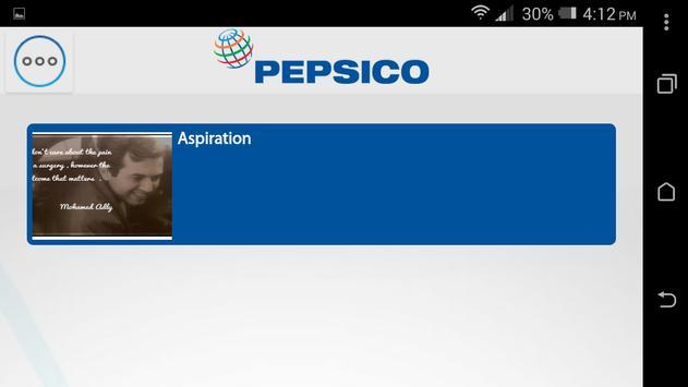 Pepsico iDev apk screenshot