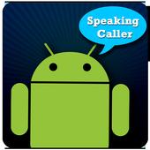Speaking Caller icon