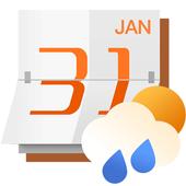 Hindu Weather Calendar icon