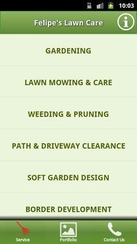 Felipe's Lawn Care apk screenshot