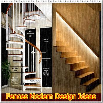 Fences Modern Design Ideas poster