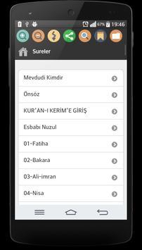 Tefhimul Kuran Mevdudi Tefsiri apk screenshot