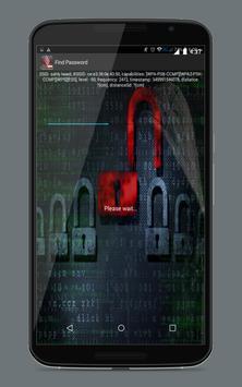 hacker password wifi prank apk screenshot
