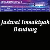 Jadwal Imsakiyah Bandung icon