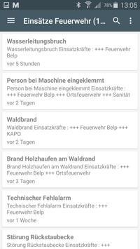 Feuerwehrverein Belp apk screenshot