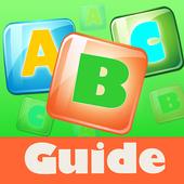 Guide for AlphaBetty Saga icon