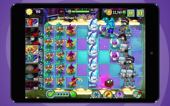 Guide for Plants Zombies apk screenshot