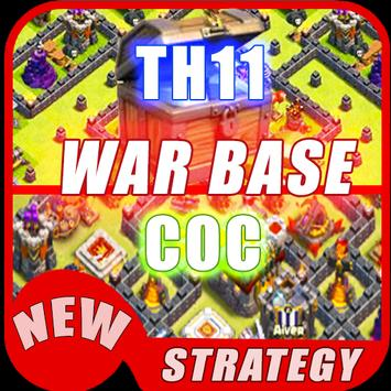 War Base COC Strategy 2k17 poster