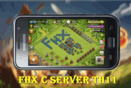 FHx C Server TH11 poster