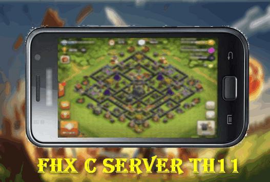 FHx C Server TH11 apk screenshot