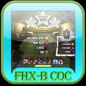 FHx COC New MOD v7.2 icon