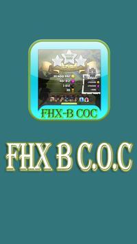 FHx COC New MOD v7.2 poster