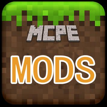 Cool Mods For MCPE poster