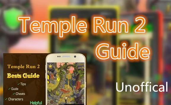 New Tips For Temple Run 2. poster