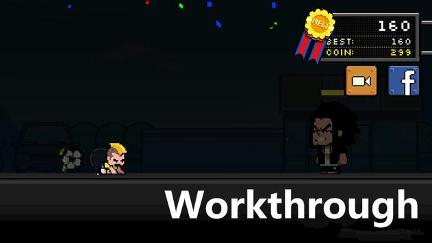 Free Guide For Kick Hero. apk screenshot