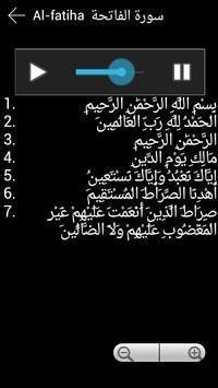 The Noble Qur'an القرآن الكريم apk screenshot