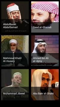 The Noble Qur'an القرآن الكريم poster