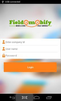 FieldOMobify apk screenshot
