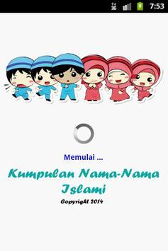 Nama Nama Islami Terlengkap apk screenshot