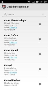 Singapore Prayer apk screenshot