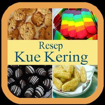 Buku Resep Kue Kering Pilihan poster