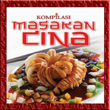 Buku Resep Masakan Cina Baru poster