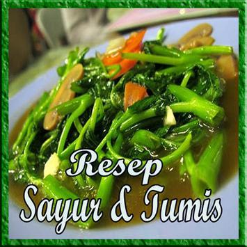 Buku Resep Sayur & Tumis apk screenshot