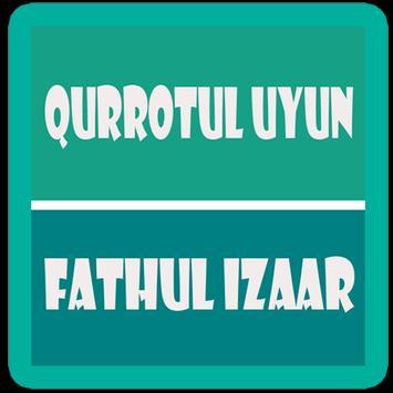 Qurrotul Uyun Dan Fathul izaar poster