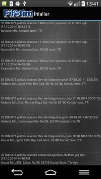 Filotim Arac Takip apk screenshot
