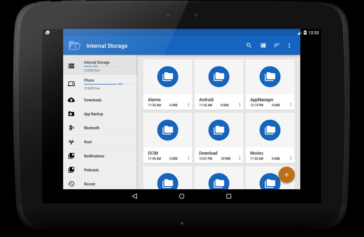 Useful information about Android packages