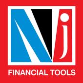NJ Financial Tools icon