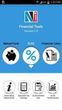 NJ Financial Tools poster