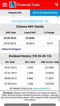 NJ Financial Tools apk screenshot