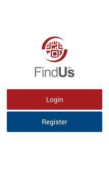 FindUs - Find Us App poster