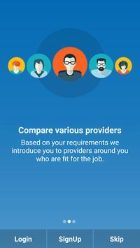 FindYahan - Hire Professionals apk screenshot