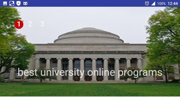 My University Slide apk screenshot