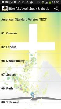 Bible ASV audiobook & ebook poster