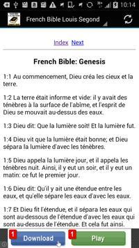 French Bible Louis Segond apk screenshot