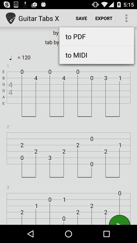 Guitar guitar tabs on screen : Guitar Tabs X APK Download - Free Music & Audio APP for Android ...