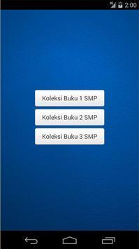 Buku Paket SMP apk screenshot